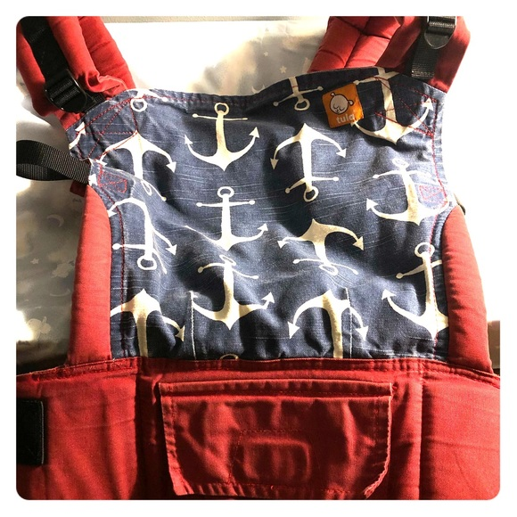 anchors tula baby carrier